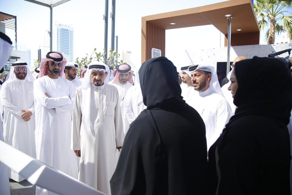afz-participated-in-the-launch-of-ajman-stations-map